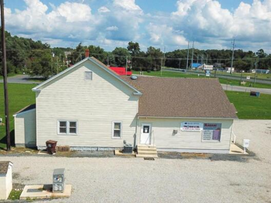 2918 OLD ROUTE 50, CAMBRIDGE, MD 21613