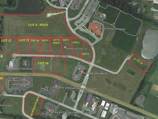 Lot 8 WEST LIBERTY WAY, MILFORD, DE 19963