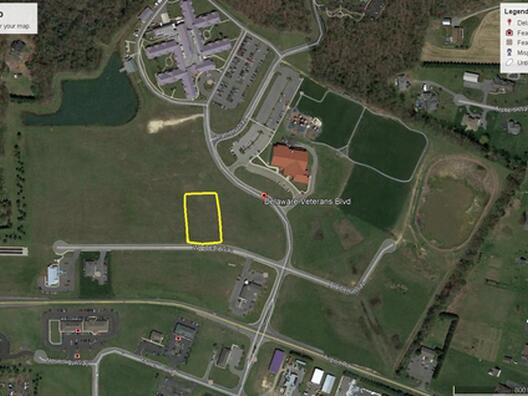 Lot 7 WEST LIBERTY WAY, MILFORD, DE 19963