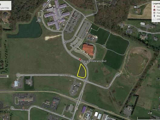 Lot 5 WEST LIBERTY WAY, MILFORD, DE 19963