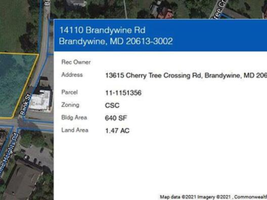 13611 CHERRY TREE CROSSING, BRANDYWINE, MD 20613