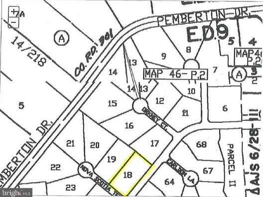 LOT 18 NOVA SCOTIA, SALISBURY, MD 21801