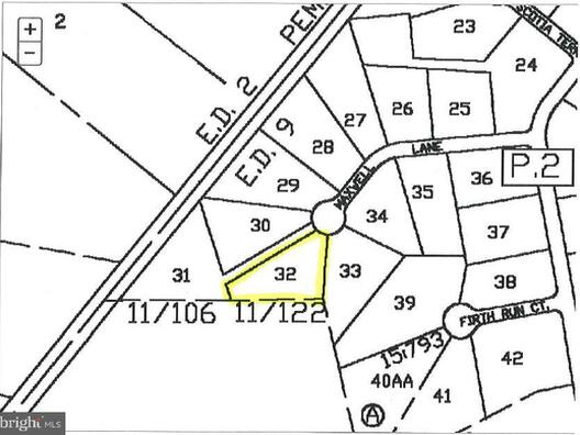 LOT 32 MAXWELL, SALISBURY, MD 21801