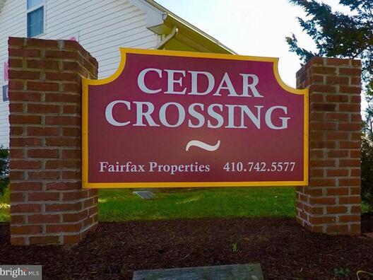 Cedar Crossing - 101 CEDAR CROSSING, SALISBURY, MD 21801