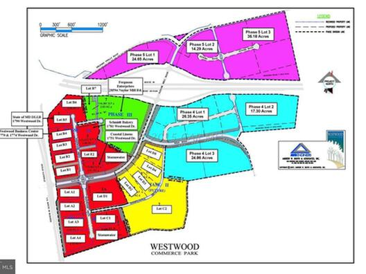 Lot A3 WESTWOOD, SALISBURY, MD 21801