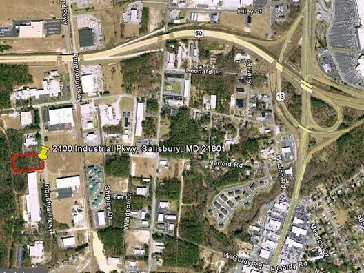 2100 INDUSTRIAL, SALISBURY, MD 21801